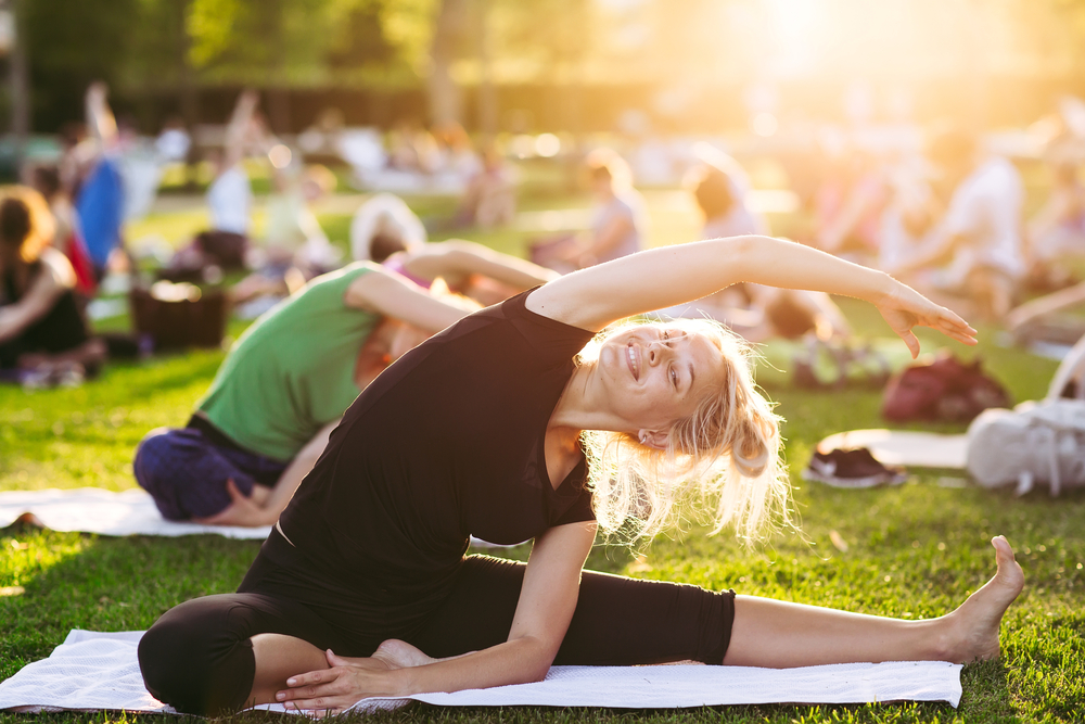 Improve Your Dental Health with the Power of Yoga