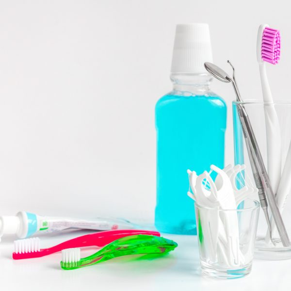 tools for oral hygiene care