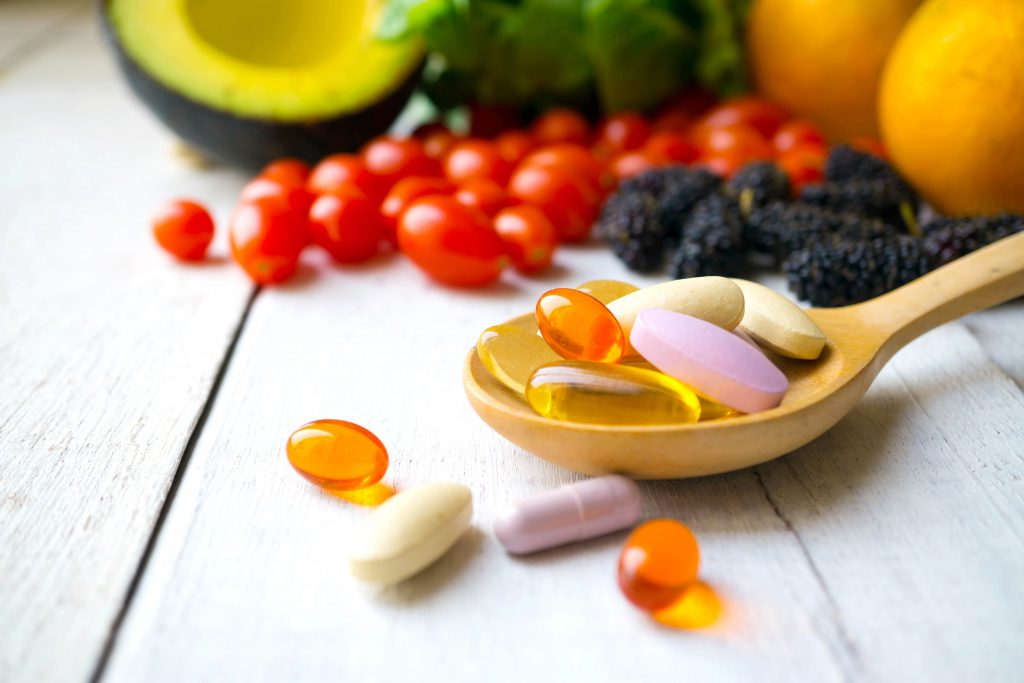 The Best Vitamins for Your Oral Health